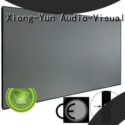 crystal Ambient Light Rejecting Projector Screen wholesale for home