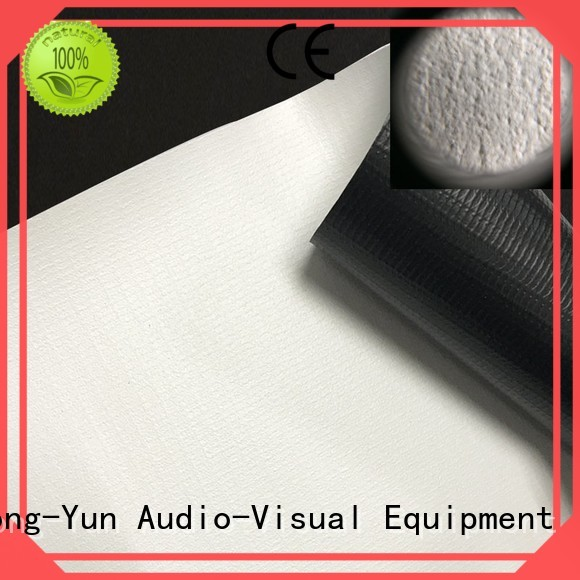XY Screens quality projector screen fabric china inquire now for motorized projection screen