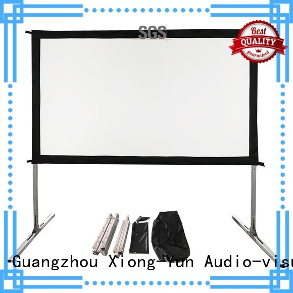 bag screen series carry XY Screens Brand outdoor projector screen supplier