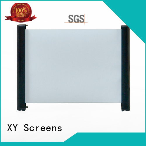 Hot 150 inch projector screen fashionable XY Screens Brand