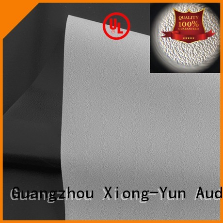 gain fh201 front and rear fabric silver quality XY Screens company
