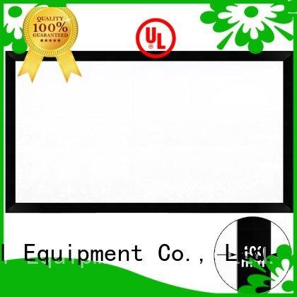 best cinema projector fixed projector screen price hk100c