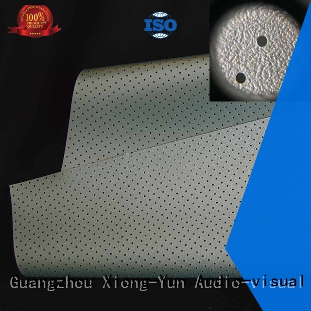 Hot acoustic fabric max XY Screens Brand