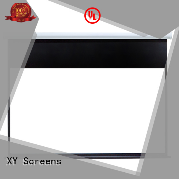 XY Screens motorized screens factory price for home