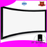mini curved bezel home entertainment projector XY Screens