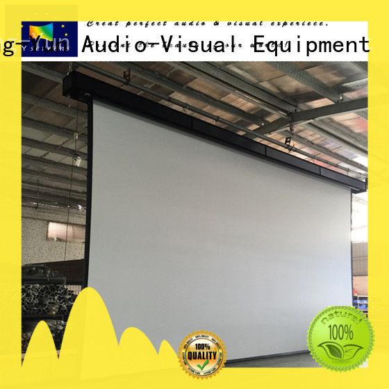 XY Screens large frames series for movies