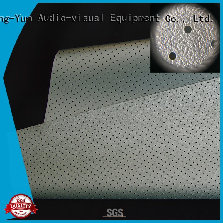 acoustic fabric max5 Acoustically Transparent Fabrics XY Screens