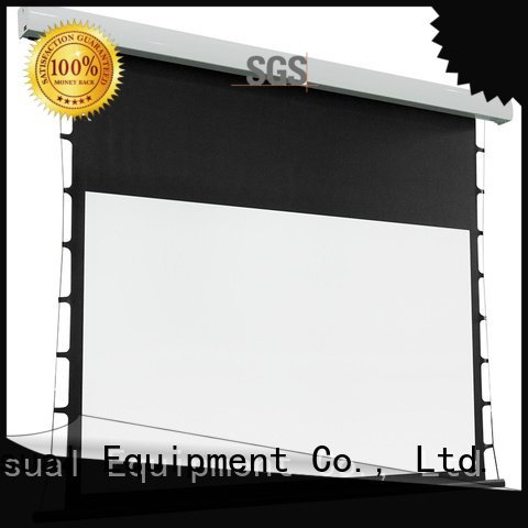 projection intelligent XY Screens Tab tensioned series