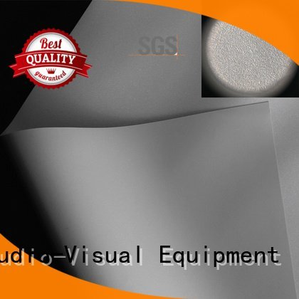 gray silver XY Screens HD home theater projection screens with soft PVC fabric