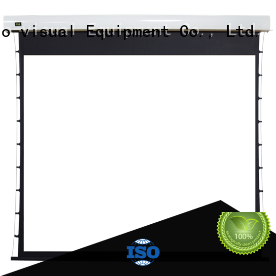 XY Screens Home theater projection screen supplier for home