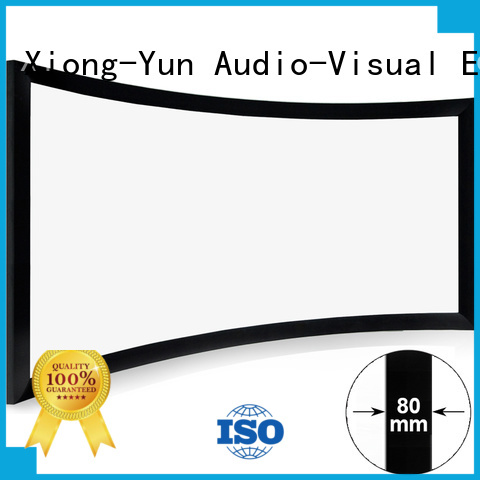 Quality XY Screens Brand home entertainment projector