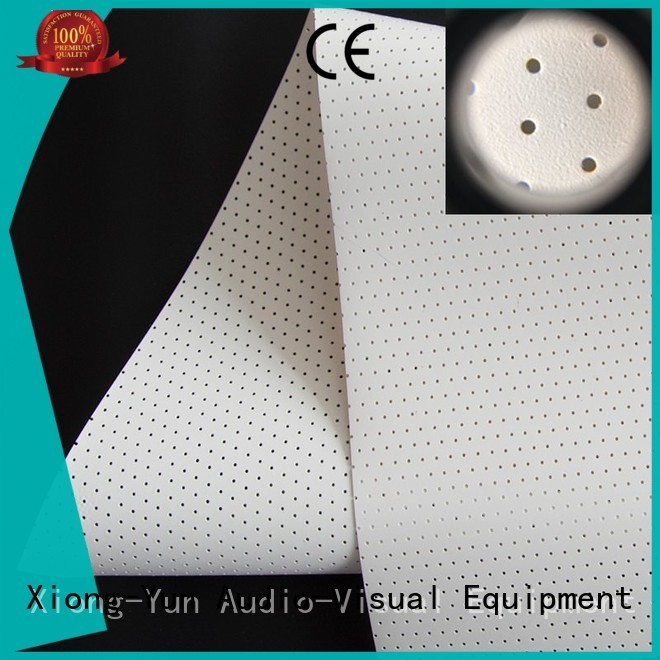 mfs1 max5 hg acoustic fabric XY Screens manufacture