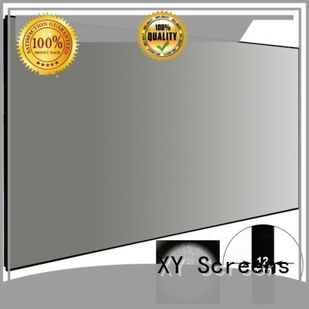 ambient hg ambient light projector screen light gain XY Screens Brand