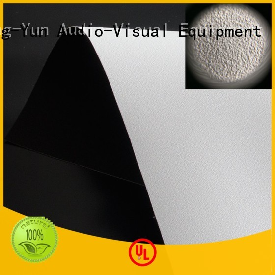 XY Screens Brand silver front and rear fabric quality factory
