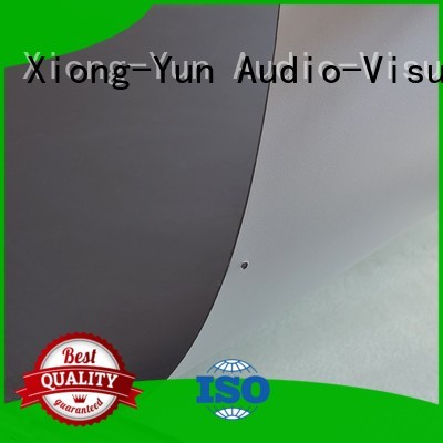 XY Screens projector screen fabric china factory for projector screen