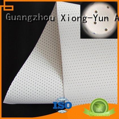 OEM Acoustically Transparent Fabrics max gain acoustic fabric
