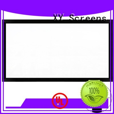 KTV/ Mini Cinema Fixed Frame Projector Screen HK60B Series