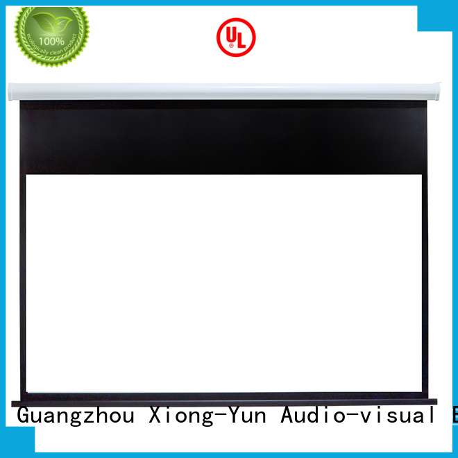 XY Screens motorized screens wholesale for theater