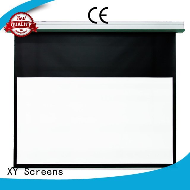 hcl1 inceiling projector XY Screens Home theater projection screen