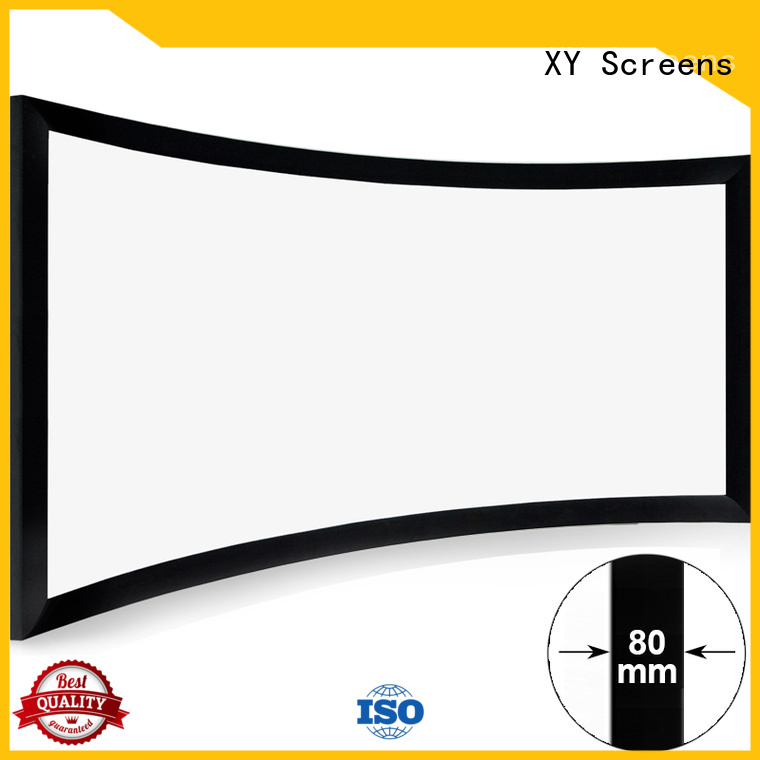 home entertainment projector screen chk60b home entertainment center XY Screens Warranty