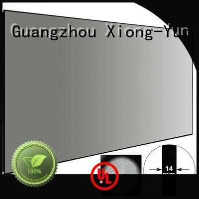 Custom Ambient Light Rejecting Projector Screen rejecting screen bezel XY Screens