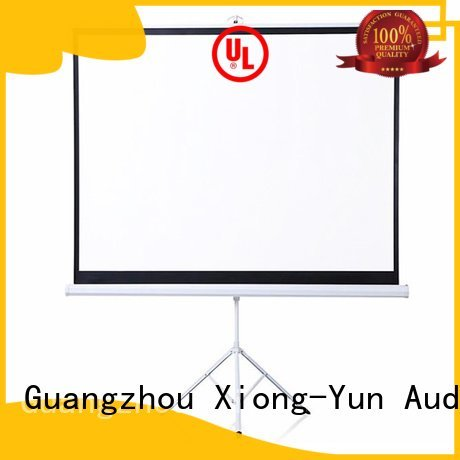 tripod tripod projector screen XY Screens portable projector for sale