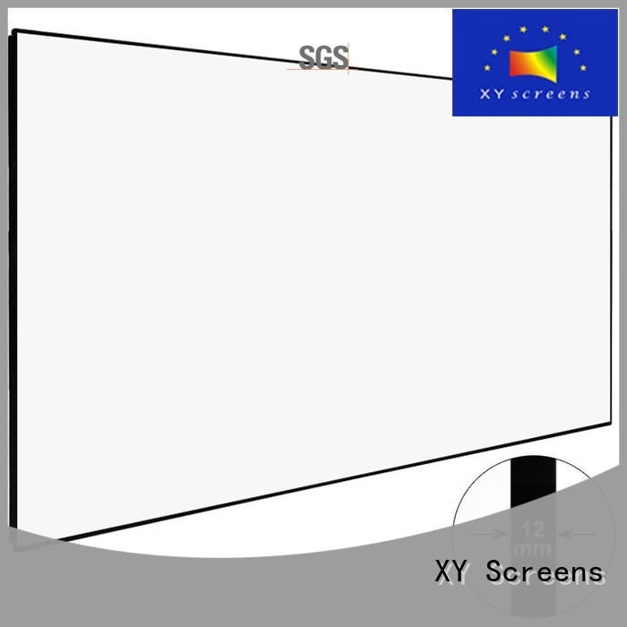 Thin Bezel HD Home Theater Projector Screen ZHK100B Series