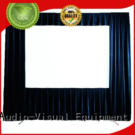 carry folding bag XY Screens outdoor projector screen
