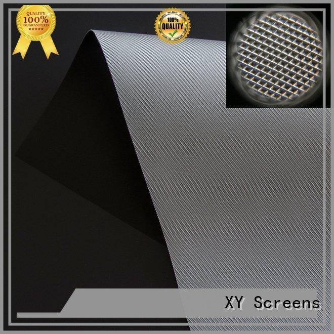 XY Screens Brand black pet throw Ambient Light Rejecting Fabrics short