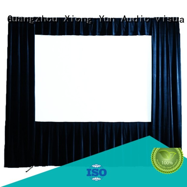 retractable best outdoor projector wholesale for park