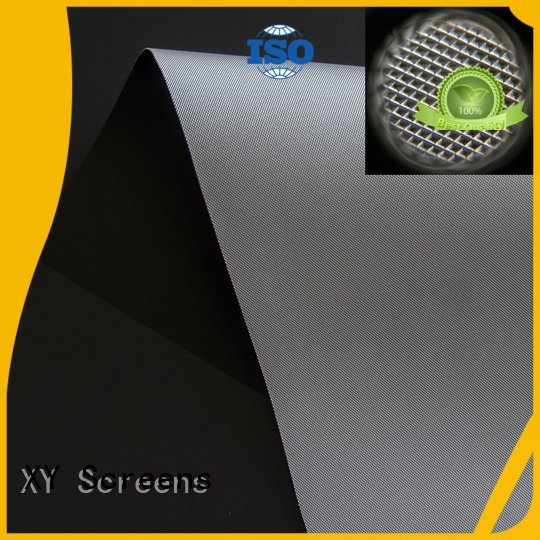 Hot matte white fabric for projection screen fabric Ambient Light Rejecting Fabrics ultra XY Screens
