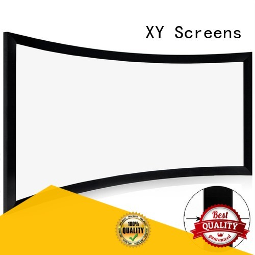 XY Screens cinema projector manufacturer for rooms
