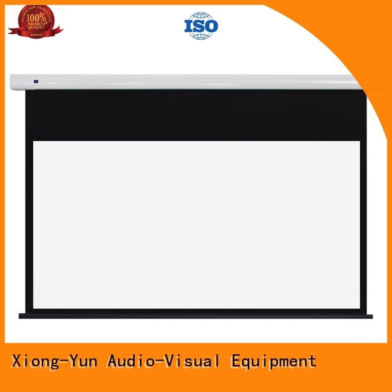 motorized ec2 ec1 XY Screens Standard motorized series