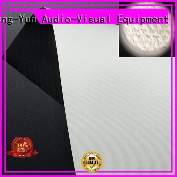 XY Screens HD home theater projection screens with soft PVC fabric jb2 pvc quality