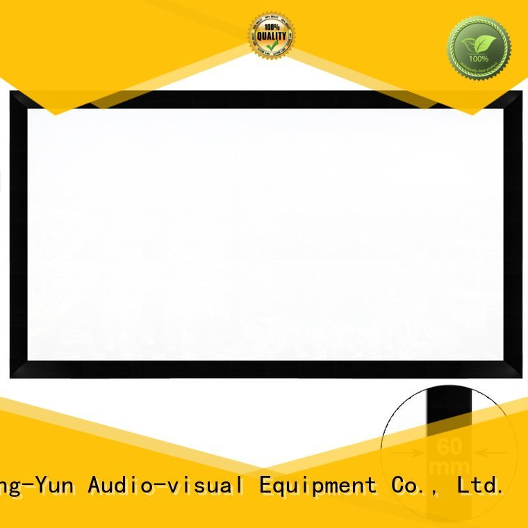 screen mini home cinema screen and projector XY Screens