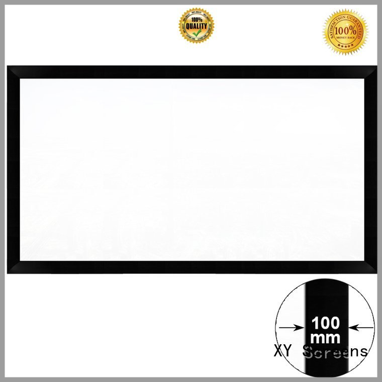 XY Screens projector cinema series best cinema projector frame