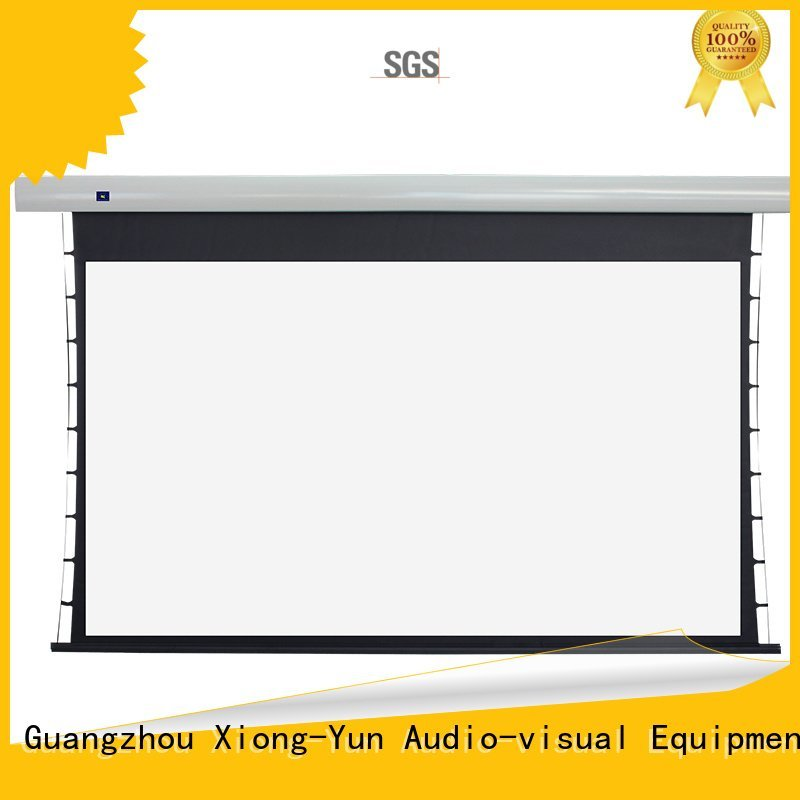 ec2 projection XY Screens Tab tensioned series