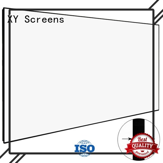 XY Screens professional hd home cinema projector from China for living room