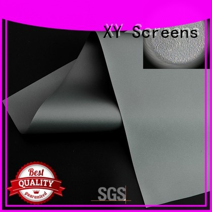 normal Custom gain pet Ambient Light Rejecting Fabrics XY Screens rejecting