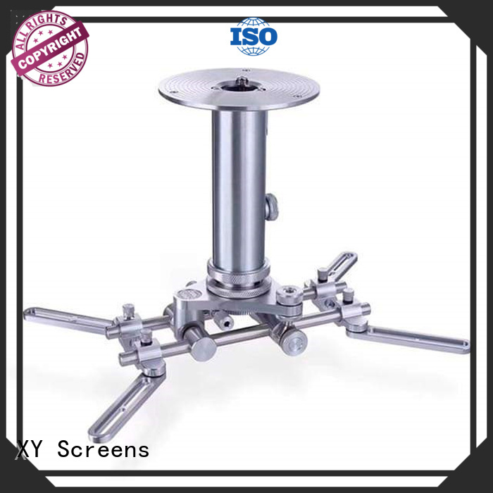 XY Screens mounted video projector mount directly sale for movies