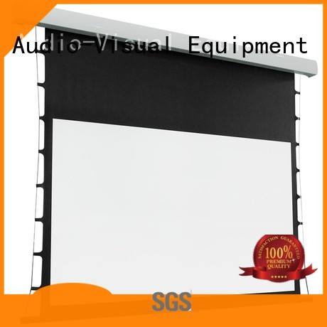 XY Screens light rejecting tensioned projector screen factory price for home