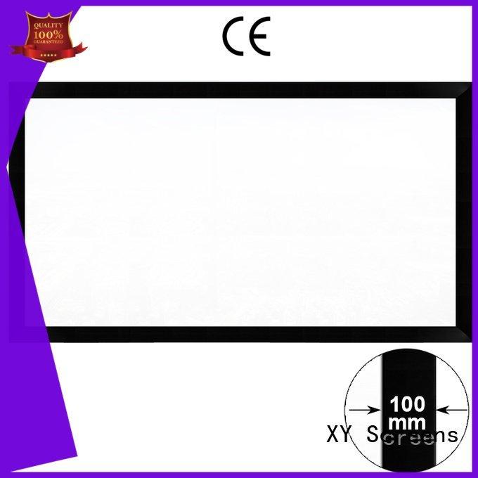 projector cinema hk100c XY Screens projector screen price