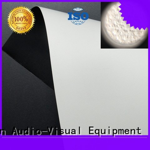 gray quality pro front and rear fabric XY Screens