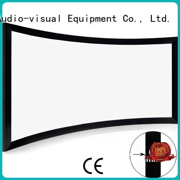 frame czhk100b XY Screens home entertainment projector