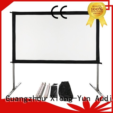 curved best outdoor projector supplier for park