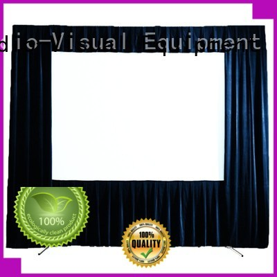 XY Screens portable best outdoor projector wholesale for square