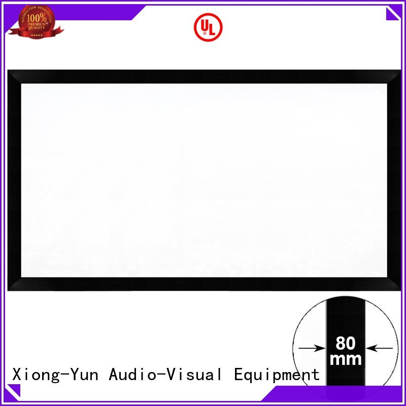 XY Screens slim movie projector price wholesale for theater