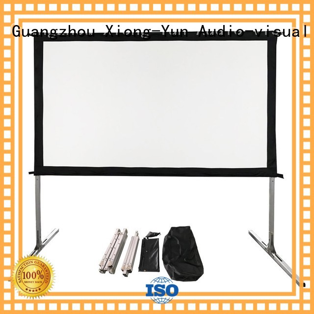 Quality XY Screens Brand bag outdoor outdoor projector screen