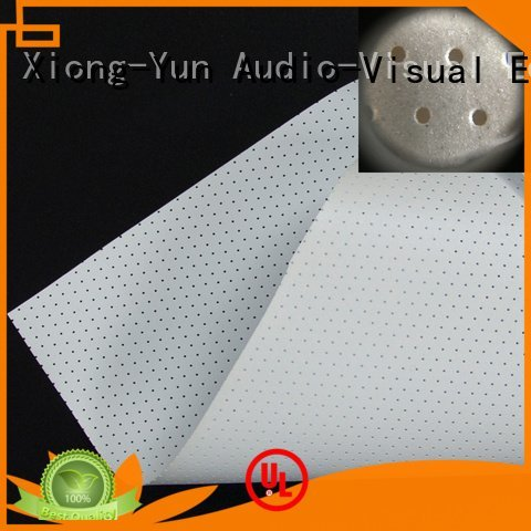 OEM Acoustically Transparent Fabrics fabric fs1 acoustic fabric