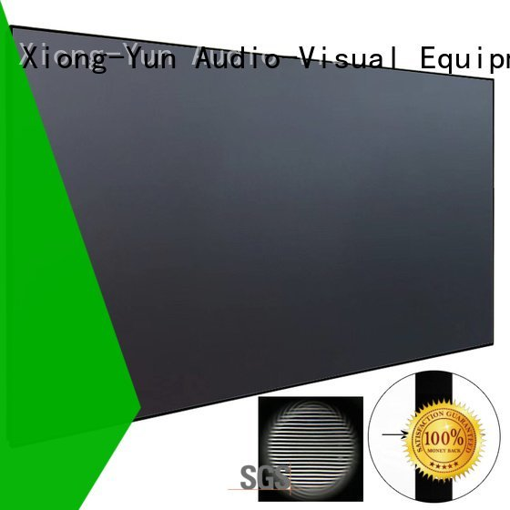 OEM ultra short throw projector screen ultra hd projector
